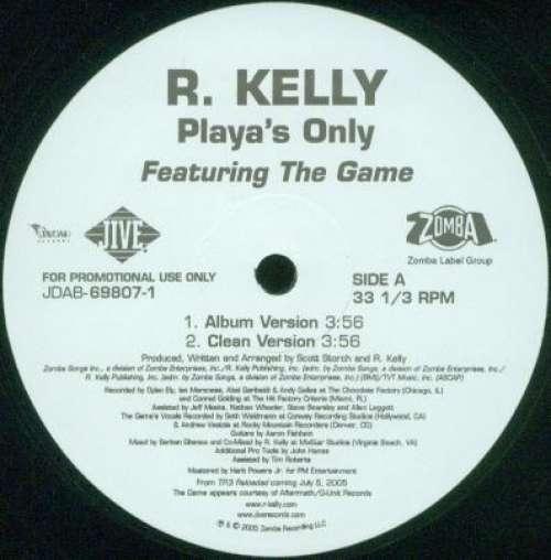 Bild R. Kelly - Playa's Only (12, Promo) Schallplatten Ankauf