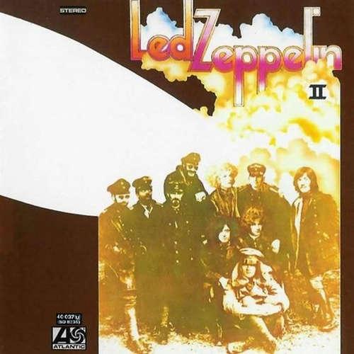 Bild Led Zeppelin - Led Zeppelin II (LP, Album, RE, Gat) Schallplatten Ankauf