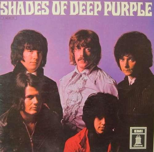 Cover Deep Purple - Shades Of Deep Purple (LP, Album) Schallplatten Ankauf