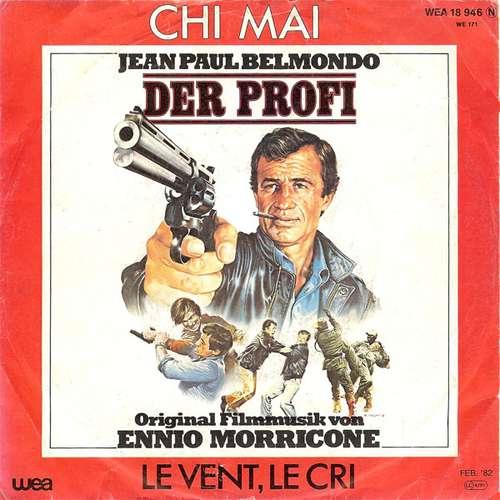 Bild Ennio Morricone - Der Profi (7, Single) Schallplatten Ankauf