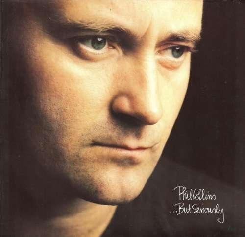 Cover Phil Collins - ...But Seriously (LP, Album) Schallplatten Ankauf