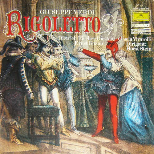 Bild Giuseppe Verdi - Rigoletto (LP, Album) Schallplatten Ankauf