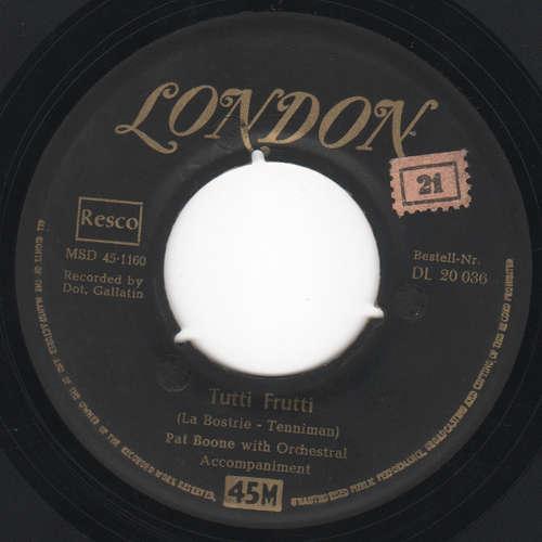 Bild Pat Boone - Tutti Frutti / I'll Be Home (7, Single) Schallplatten Ankauf