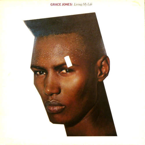 Bild Grace Jones - Living My Life (LP, Album) Schallplatten Ankauf