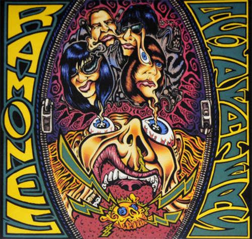 Cover Ramones - Acid Eaters (LP, Album, RE, Gat) Schallplatten Ankauf