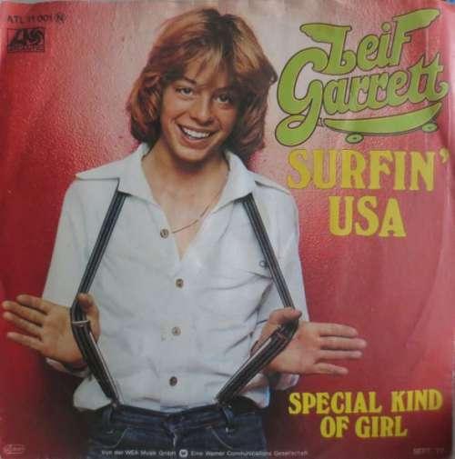 Bild Leif Garrett - Surfin' USA (7, Single) Schallplatten Ankauf
