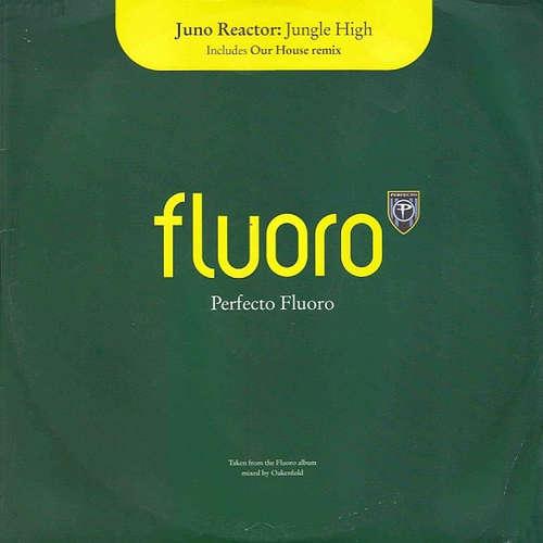 Bild Juno Reactor - Jungle High (12) Schallplatten Ankauf