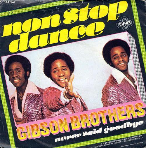 Bild Gibson Brothers - Non-Stop Dance (7) Schallplatten Ankauf