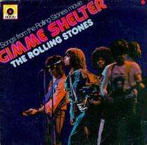 Cover The Rolling Stones - Gimme Shelter (LP, Album, Comp, RE, HÖR) Schallplatten Ankauf