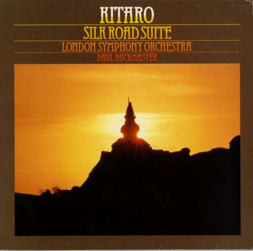 Cover Kitaro And The London Symphony Orchestra - Silk Road Suite (2xLP, Album, RE) Schallplatten Ankauf