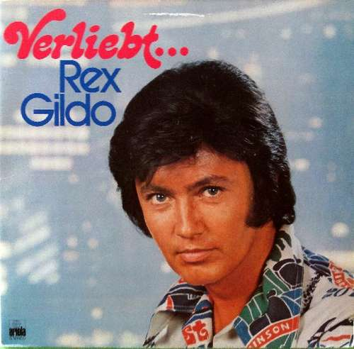 Bild Rex Gildo - Verliebt... (LP, Album, FOC) Schallplatten Ankauf