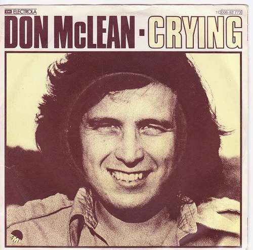 Bild Don McLean - Crying (7, Single) Schallplatten Ankauf