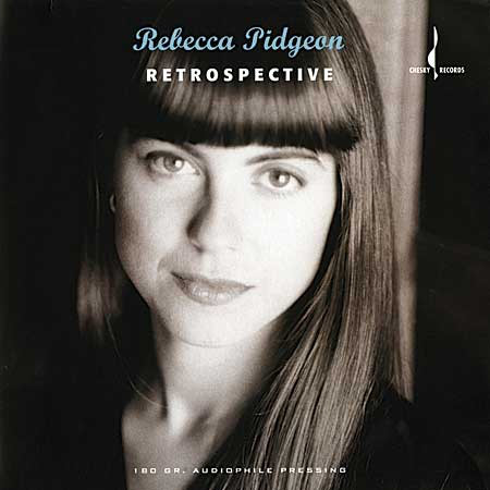 Cover Rebecca Pidgeon - Retrospective (LP, Comp, 180) Schallplatten Ankauf