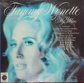 Cover Tammy Wynette - My Man (LP, Album, RE) Schallplatten Ankauf