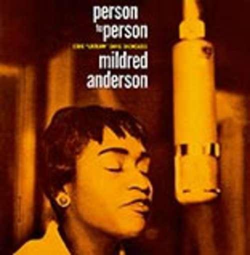 Bild Mildred Anderson - Person To Person (LP, Album, RE) Schallplatten Ankauf