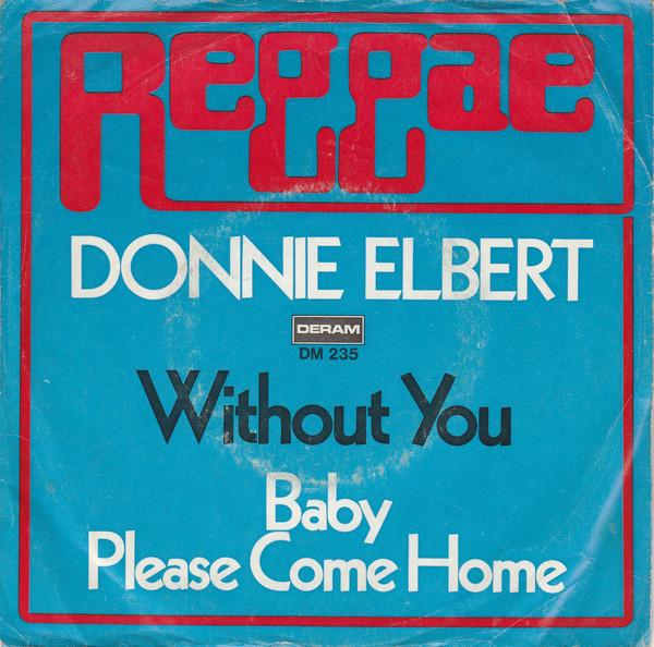 Bild Donnie Elbert - Without You (7) Schallplatten Ankauf