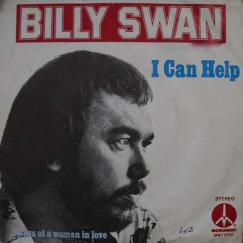 Cover Billy Swan - I Can Help (7, Single, Pur) Schallplatten Ankauf