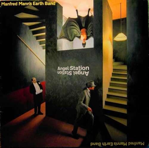 Bild Manfred Mann's Earth Band - Angel Station (LP, Album) Schallplatten Ankauf