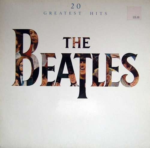 Cover The Beatles - 20 Greatest Hits (LP, Comp) Schallplatten Ankauf