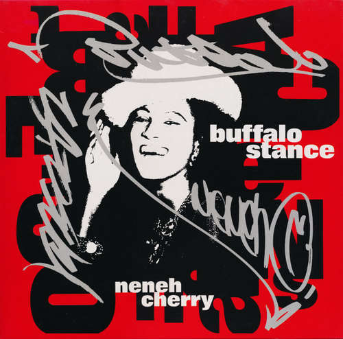 Cover zu Neneh Cherry - Buffalo Stance (12, Single) Schallplatten Ankauf