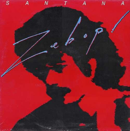 Cover zu Santana - Zebop! (LP, Album) Schallplatten Ankauf