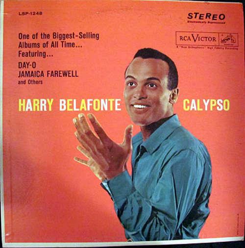 Cover zu Harry Belafonte - Calypso (LP, RE) Schallplatten Ankauf