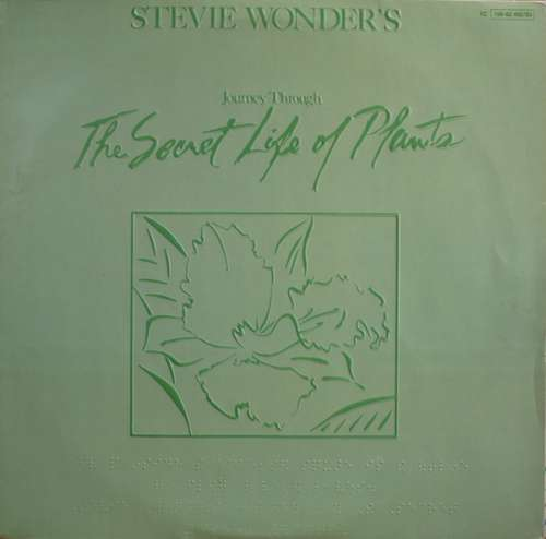 Cover Stevie Wonder - Journey Through The Secret Life Of Plants (2xLP, Album) Schallplatten Ankauf