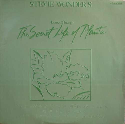 Cover Stevie Wonder - Journey Through The Secret Life Of Plants (2xLP, Album) Schallplatten Ankauf
