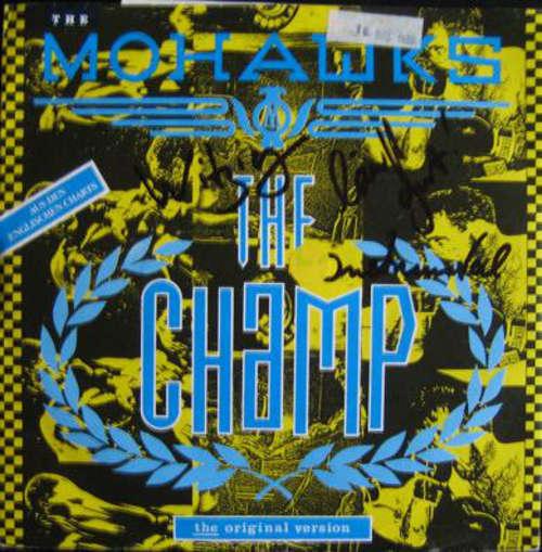 Cover The Mohawks - The Champ (7) Schallplatten Ankauf