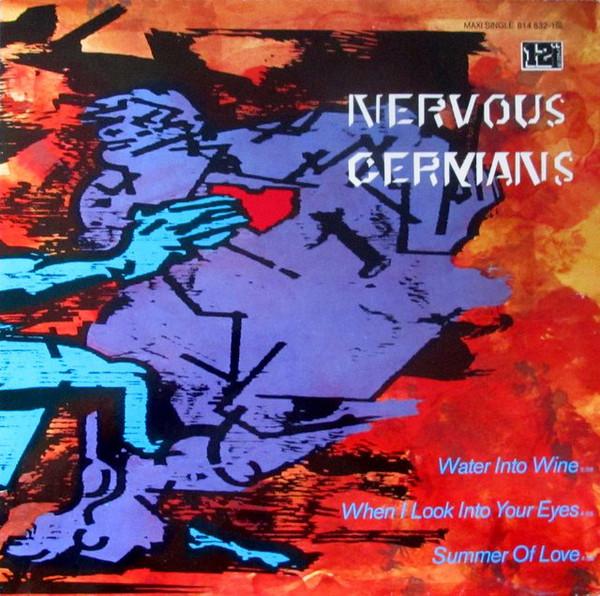 Bild Nervous Germans - Water Into Wine (12, Maxi) Schallplatten Ankauf