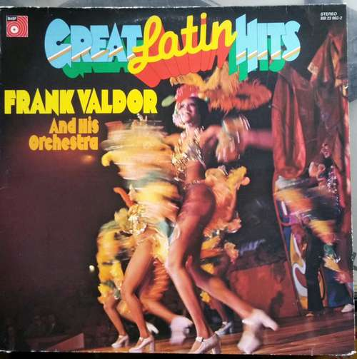Cover Frank Valdor And His Orchestra* - Great Latin Hits (LP, RE) Schallplatten Ankauf