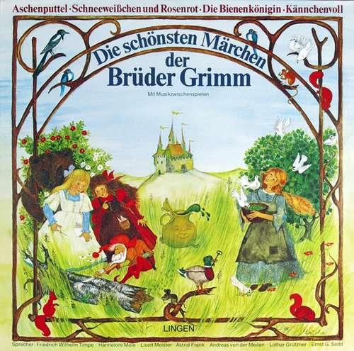 Cover Brüder Grimm* - Die Schönsten Märchen Der Brüder Grimm (LP) Schallplatten Ankauf