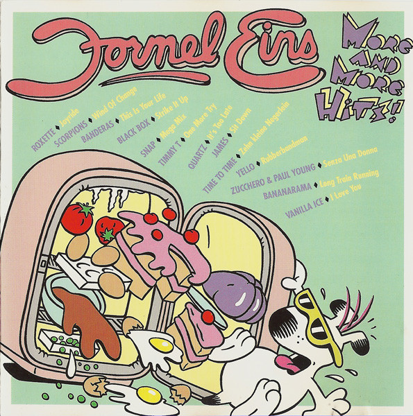 Cover Various - Formel Eins - More And More Hits! (LP, Comp) Schallplatten Ankauf