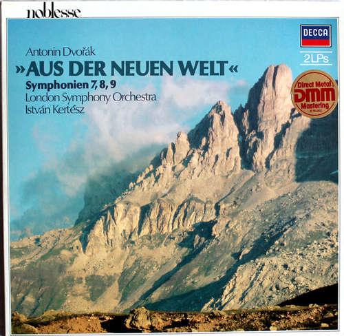Bild Dvořák*, London Symphony Orchestra* • István Kertész - Aus Der Neuen Welt - Symphonien 7, 8 & 9 (2xLP, Album) Schallplatten Ankauf