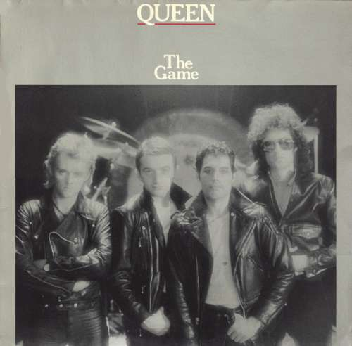 Cover Queen - The Game (LP, Album) Schallplatten Ankauf