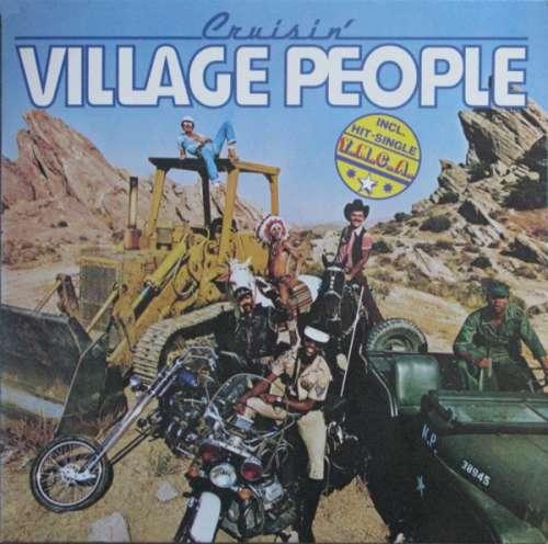 Bild Village People - Cruisin' (LP, Album) Schallplatten Ankauf