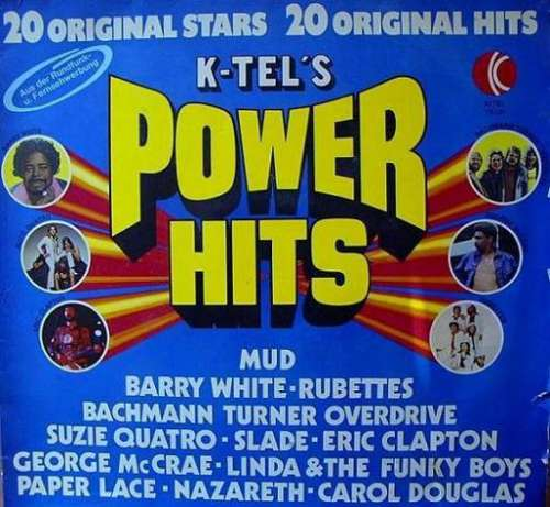 Bild Various - Power Hits (LP, Comp) Schallplatten Ankauf