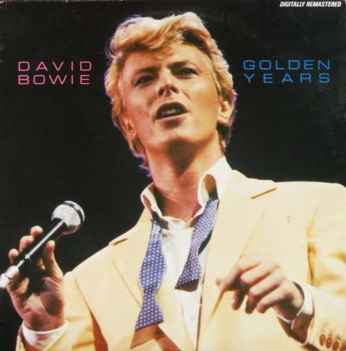 Cover David Bowie - Golden Years (LP, Comp, RM) Schallplatten Ankauf