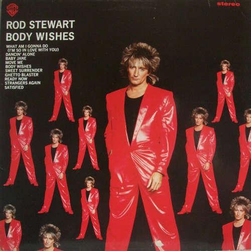 Bild Rod Stewart - Body Wishes (LP, Album) Schallplatten Ankauf