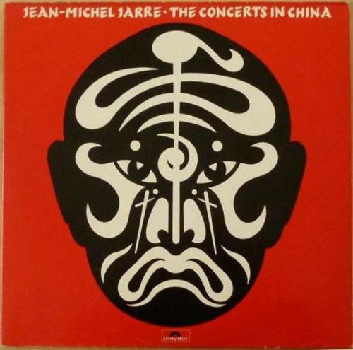Cover Jean-Michel Jarre - The Concerts In China (2xLP, Album, Gat) Schallplatten Ankauf