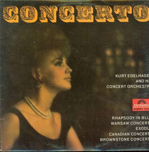 Cover zu Kurt Edelhagen And His Concert Orchestra*, Willi Stech, Bora Roković - Concerto (LP) Schallplatten Ankauf