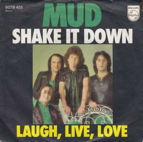 Bild Mud - Shake It Down (7, Single) Schallplatten Ankauf