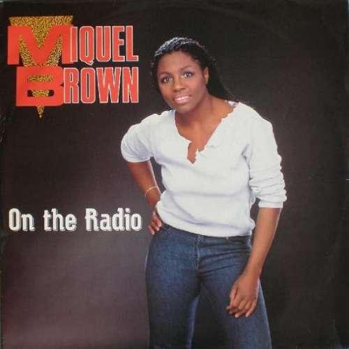 Bild Miquel Brown - On The Radio (12) Schallplatten Ankauf
