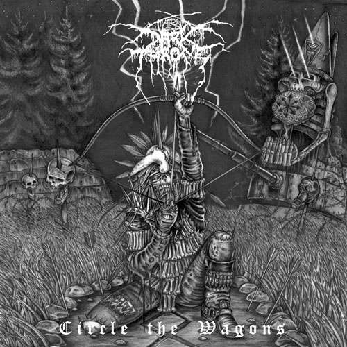 Bild Darkthrone - Circle The Wagons (LP, Album, RP) Schallplatten Ankauf
