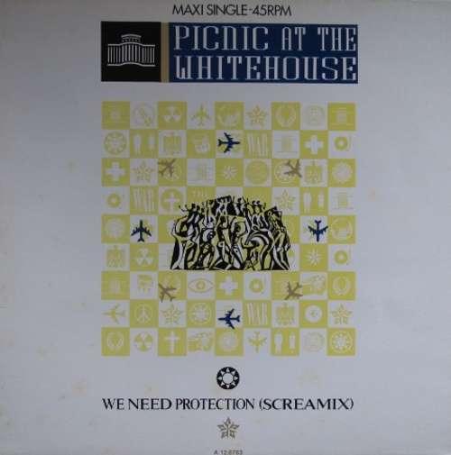 Bild Picnic At The Whitehouse - We Need Protection (Screamix) (12, Maxi) Schallplatten Ankauf