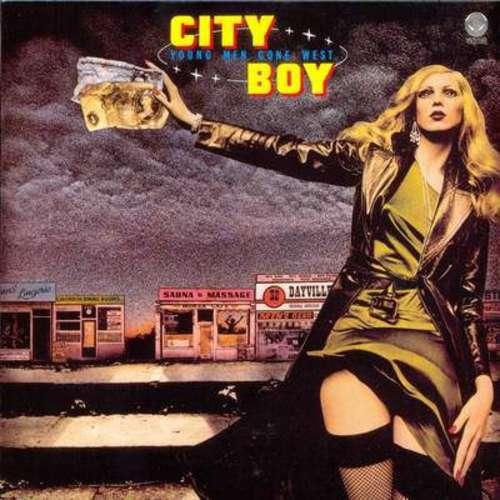 Bild City Boy - Young Men Gone West (LP, Album) Schallplatten Ankauf