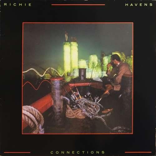 Cover Richie Havens - Connections (LP, Album, RE) Schallplatten Ankauf