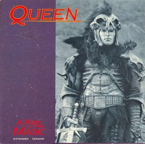 Cover Queen - A Kind Of Magic (Extended Version) (12, Maxi) Schallplatten Ankauf