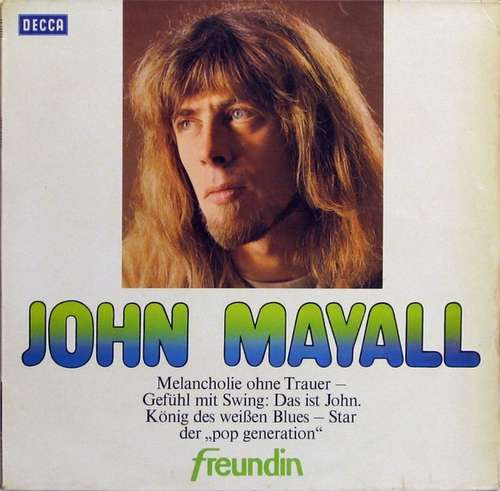 Bild John Mayall - The World Of John Mayall (LP, Comp) Schallplatten Ankauf
