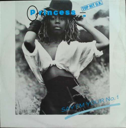 Cover Princess - Say I'm Your No. 1 (12) Schallplatten Ankauf